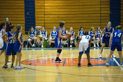 12-21-10 MHS Freshman Basketball vs Lakewood