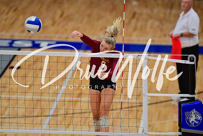 Ankeny Hawkettes Volleyball vs. Waukee Northwest 09212021