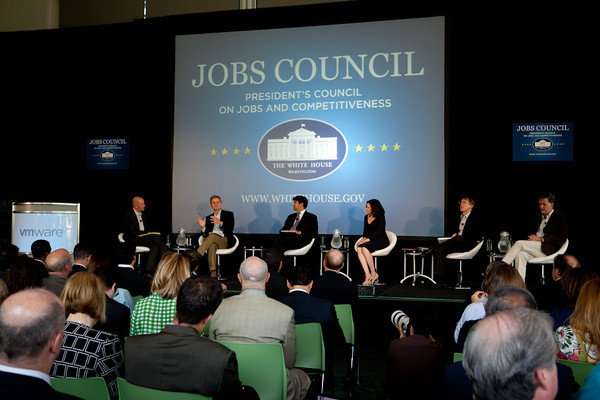 President's Council on Jobs: VMware 8.02.11