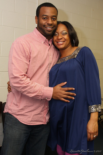 Phillips-Draugh Family - First Baby Shower