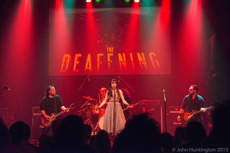 The Deafening at the Grammercy Theatre, July 8, 2015