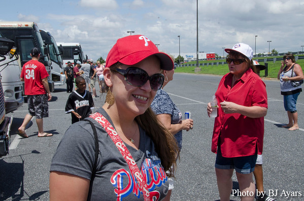 2013 VFW 253 at the Phillies