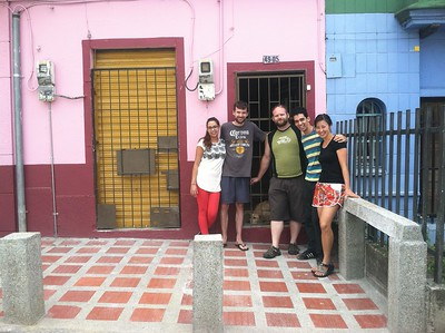 Colombia Road Trip 16X