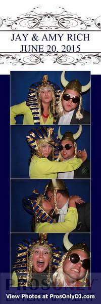 Jay & Amy Rich 6-20-15
