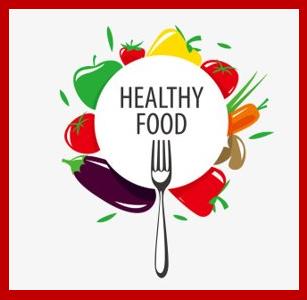 (L64) Healthy Food