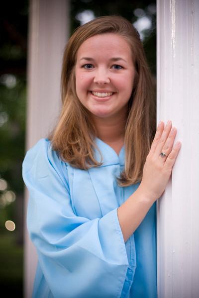 Melinda UNC Grad, Class of 2009
