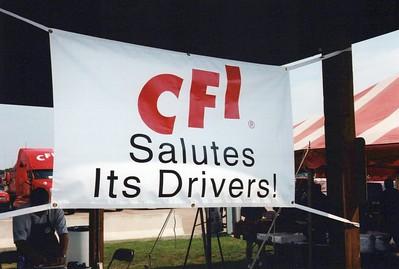 8-28-2003 CFI Driver Appreciation