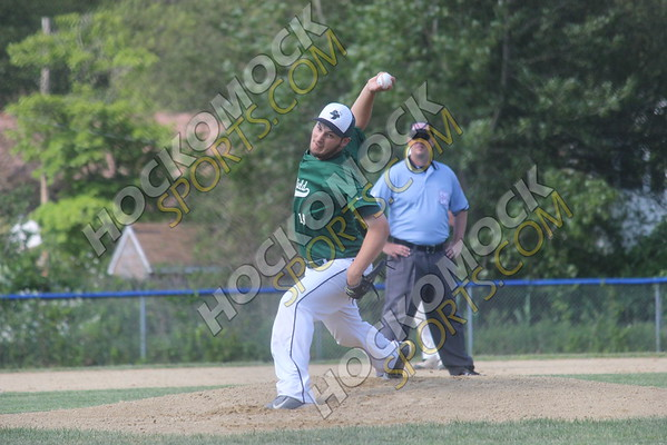 Franklin - Mansfield Baseball - 06/10/15