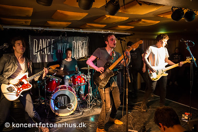 Dance With Dirt 23/01 2014