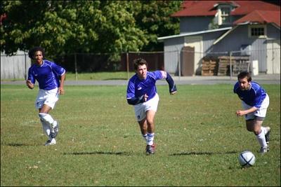 2004-05 Men's Soccer
