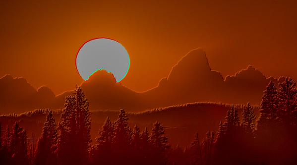 Oregon, Wyoming, Montana: 8-9/17