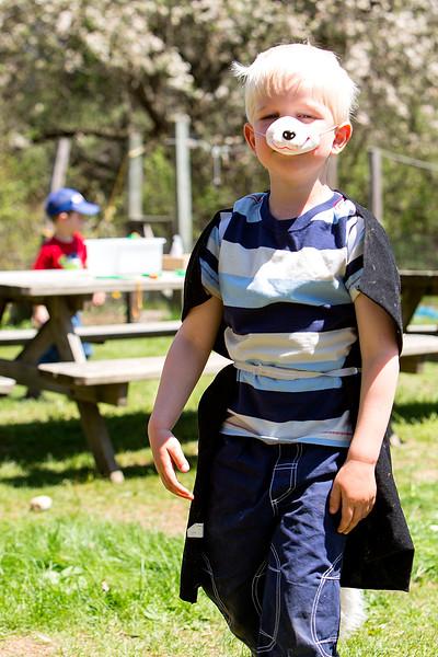 Drumlin Farm Preschool May 2016