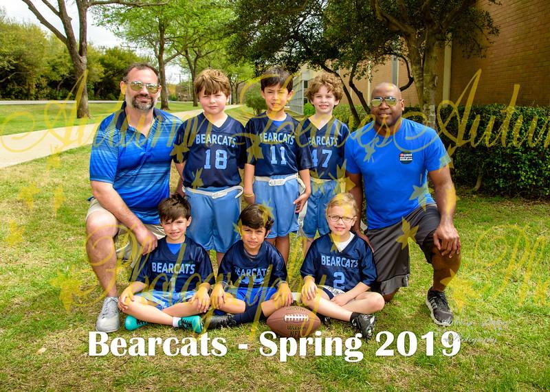 20190324 - # T3 KB Bearcats