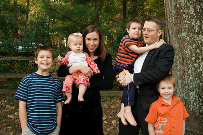 Becca and Jeff Dew family full album October 2008
