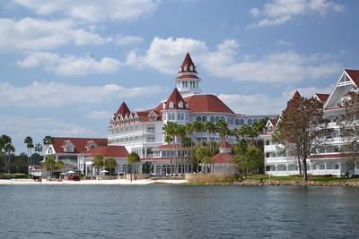 Grand Floridian Hotel/Disney/Orlando/FL - Feb., 2011