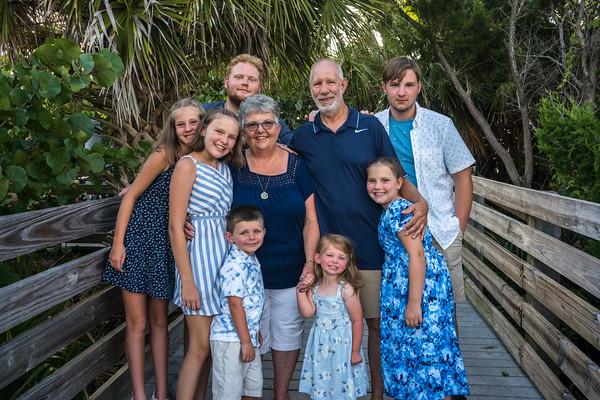 Powell Ruth Family