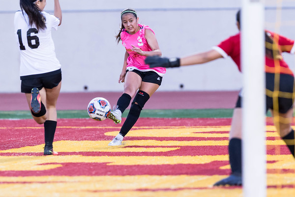 Women's Soccer vs Imperial Valley (09/04/2018)