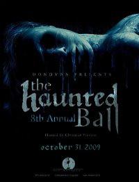 DonovanSF's Haunted Ball @ Ana Mandara SF 10.31.09