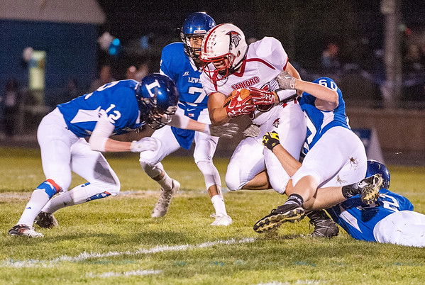 2016_09_30 Sanford at Lewiston Football
