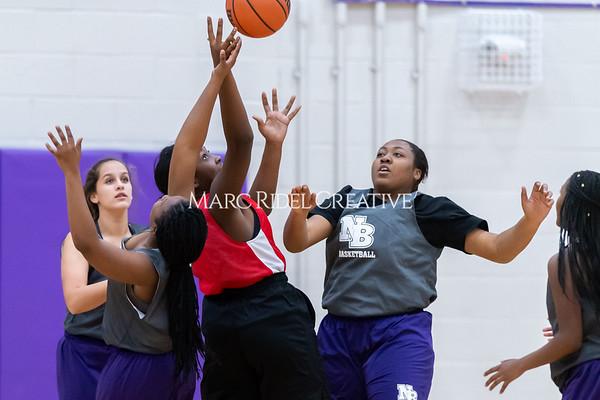 Broughton girls basketball vs Wake Forest. November 14, 2019. D4S_9690