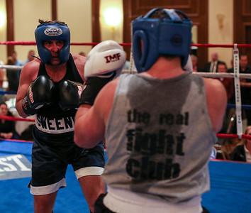 Charity Boxing 2012