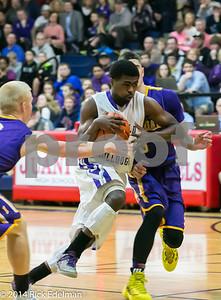 Issaquah vs. Garfield Boys Basketball