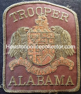 Wanted Alabama Highway Patrol