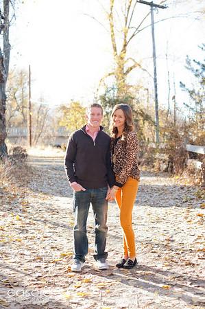 Jill & Skylar Engagements