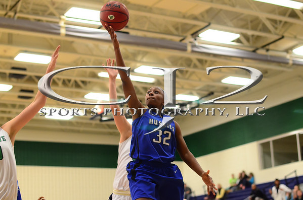 12-21-2012 Tuscarora at Woodgrove Girls Basketball (Varsity)