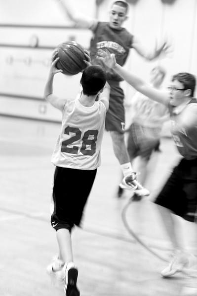 John's Basketball Game