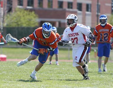 Penn Yan Lacrosse 4-7-12