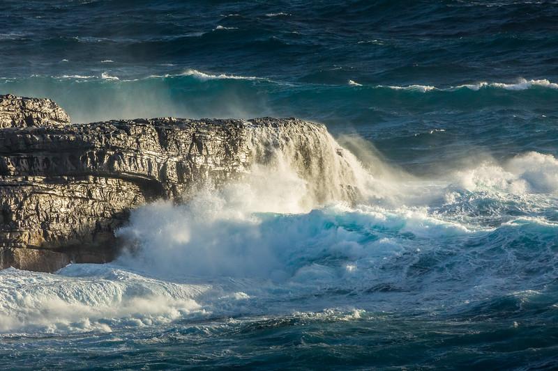 Wild Cape de Couedic, South Australia