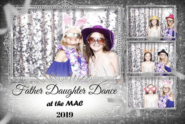 Father Daughter Dance at the MAC 2019