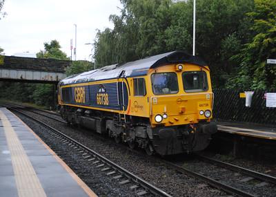 66738 0Z70 Doncaster to Trafford Park