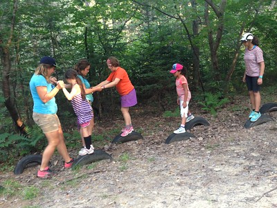 Camp Richelieu - 8 au 12 août 2016