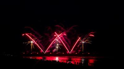 2011 New Brighton Fireworks