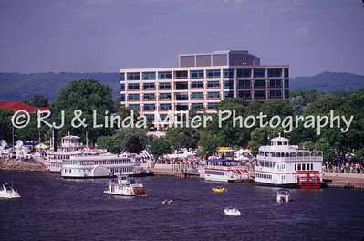 La Crosse County - Riverboats