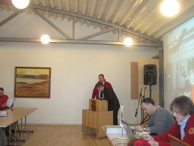 Aðalfundur HSG 2010