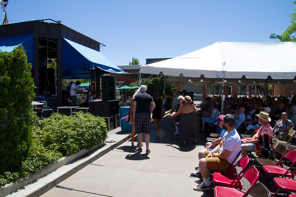 2016-07-30 Jazz in the Valley; Ellensburg, WA