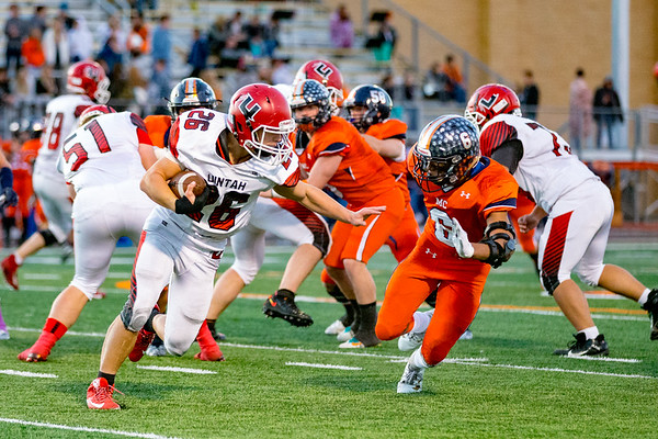 Football: Uintah vs. Mountain Crest
