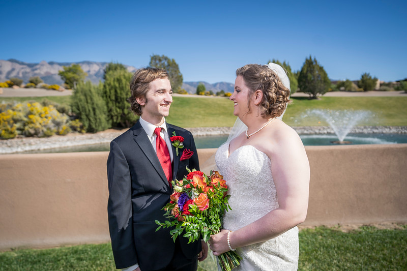 Sandia Hotel Casino New Mexico October Wedding Portraits C&C-3.jpg