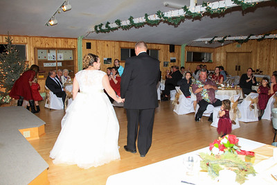 RECEPTION DANCES