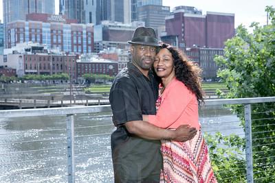 Donna & Deon Engagement Pics