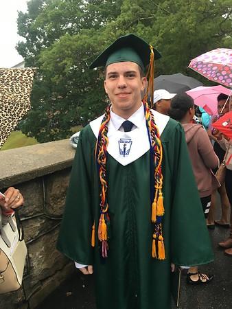 Talon High School Graduation