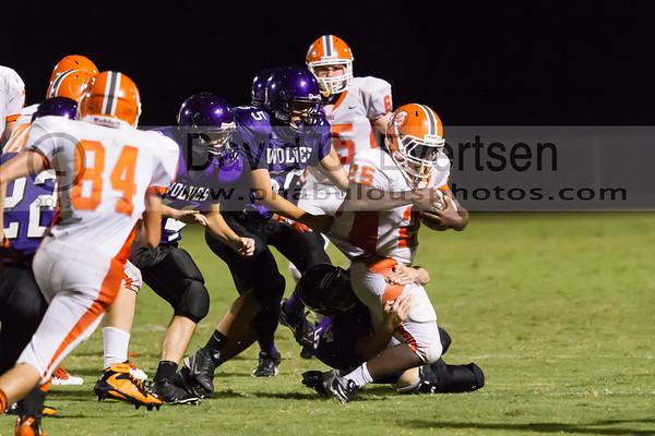 Boone Junior Varsity Football #25 - 2013