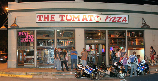 The Tomato - May 12, 2007