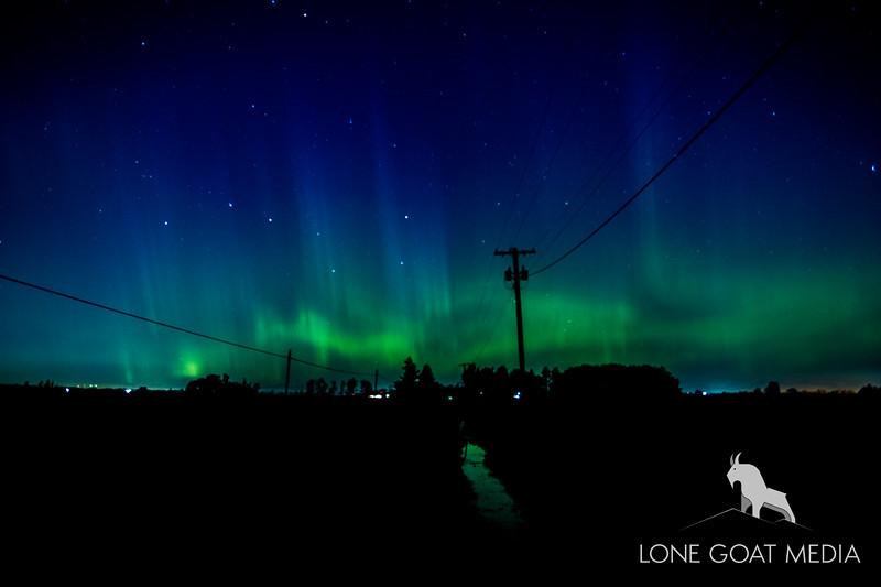 North Lynden Aurora Borealis