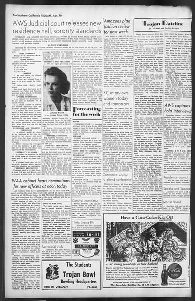 The Trojan, Vol. 35, No. 103, April 10, 1944