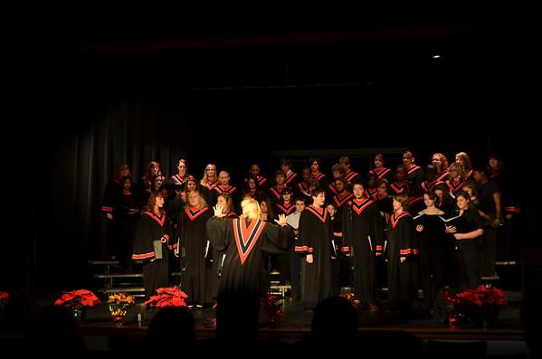SMMHS Choral Christmas Concert - December 13, 2010