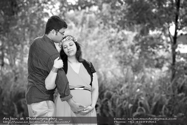 Poonam and Anshuman Maternity Shoot